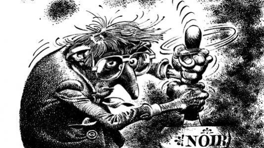 Idees Noires De Franquin Spirou En Punk Radio Nova