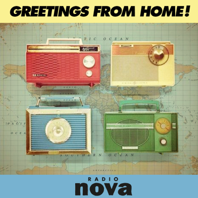 Greetings from home !