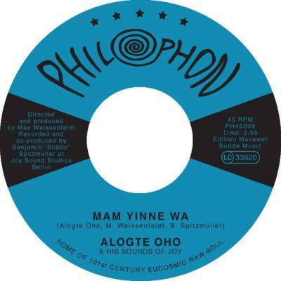 ALOGTE OHO & HIS SOUNDS OF JOY
