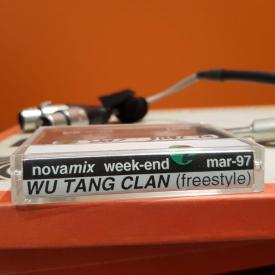 Cassette du freestyle