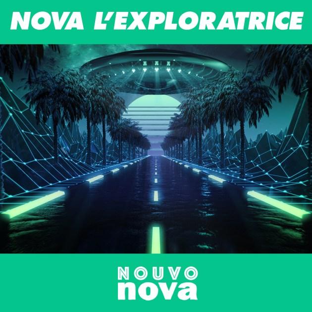 Nova L'Exploratrice'