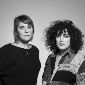 Sarah Diffalah & Salima Tenfiche