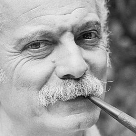 Georges Brassens © Getty Images / James Andanson