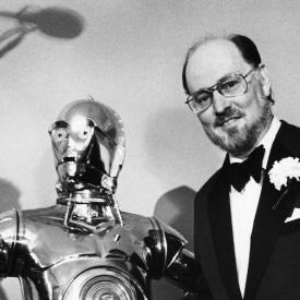John Williams and C3PO © Getty Images / Boston Globe